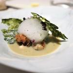 レミニセンス - 牡蠣のフリット レモングラスの風味