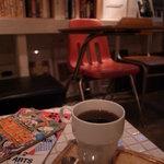 8bit cafe - エイトビットブレンド (500円) (チャージ料:500円)