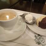 人間関係 cafe de copain - コーヒー+スコーン