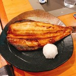 北の旬菜 茶茶 - ホッケ