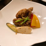 味の中華 羽衣 - 牡蠣唐揚げ