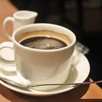 アライブラリー カフェ&ブックス - 珈琲
