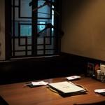 ハヌリ - 店内個室