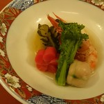 100174980 - 野菜が美味しい