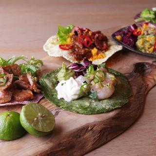 世界大注目のメキシコ料理が渋谷ヒカリエで!