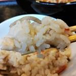 長野屋  - 炊き込みご飯 リフト
