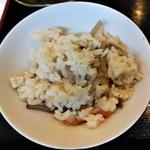 長野屋  - 炊き込みご飯