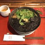 梵保庵 - 料理写真:花巻きさん。