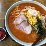 あすなろ食堂 - 料理写真:から〜いラーメン 980円