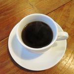 ミヤマサ - セットのコーヒー。単品でも370円。安っ!