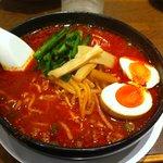 来来亭  - 旨辛麺(1日30食限定) ¥830