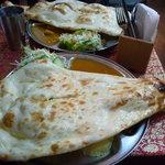 ネパールキッチン Kathmandu - ランチセット