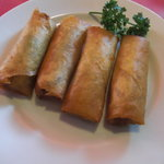 10018808 - 福亭 料理2(春巻き)