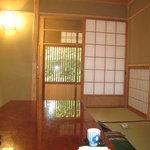 尭心亭 - 個室