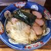 支那そば たなか - 料理写真:「ミックスワンタンメン(肉2×海老2)」950円