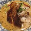 八宝菜館 - 料理写真:白みそラーメン(2019.02.現在)