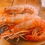 日本鮮魚甲殻類同好会 - お通し
