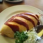 レストラン 白鳥 - オムライス