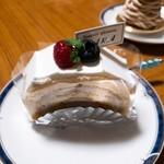 パティスリーハラ - ロールケーキ