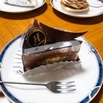 パティスリーハラ - ショコラケーキ