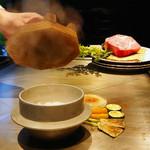 鉄板焼 彩 - 料理写真