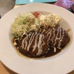キッチンメル - ハンバーグ定食