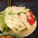 長崎ワシントンホテル - 料理写真:サラダもりもり