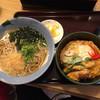 阪急そば - 料理写真: