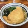 Dombee - 料理写真:きつねうどん600円