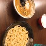 夢ノ弥 - 鶏魚介つけ麺