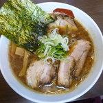 麺屋 三四郎 - 10/2011醤油らーめん750円