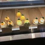 ボクダミ - 真ん中 かぼちゃとみかん  右 リンゴとキャラメル中にはタルトタタン