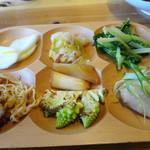 農家レストラン いぶき - ビュッフェプレート6