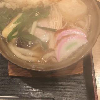 うどん ゆきの - 料理写真:
