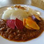 100192701 - 鎌倉野菜のビーフカレー