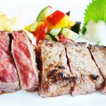 サーロインステーキ(150g)定食セット