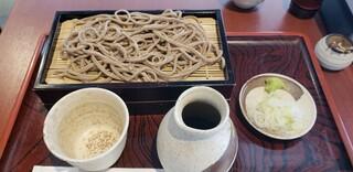 蕎や本田 - 田舎もり(810円)