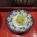 山久 - 甘味「ひと口ずんだ餅」
