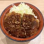 100199744 - 甲州味噌かつ丼