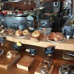 BAGEL CAFE SORARIN - 数種類のベーグル