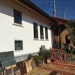 BAGEL CAFE SORARIN - 白い外壁が素敵