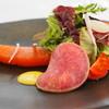 レストラン パ・マル - 料理写真:前菜 スモークサーモン