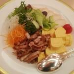 リーガロイヤルホテル新居浜 - 料理写真:
