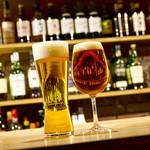 SHOT BAR BOSS - 生ビール(キリンラガー)クラフトビール各種