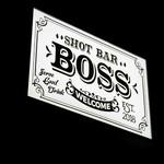 SHOT BAR BOSS -
