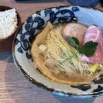 麺屋 椿丸 - 料理写真:柚子塩