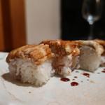 じんぺい - 対馬産 煮穴子の棒寿司