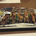 味楽 ゆめり - 能登牡蠣昆布焼き