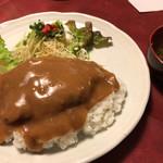 レストラン ナカタ - レストラン ナカタ(洋風カツ丼)