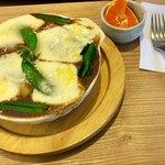 ニューグリーン - チーズカレードリア